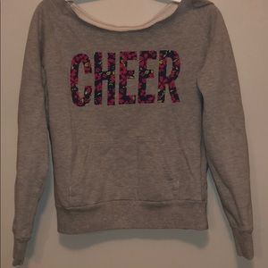 CHEER Sweater with Pockets
